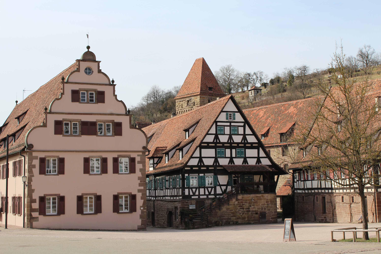 Klosterhof-Maulbronn