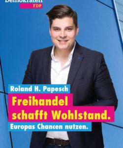 Papesch-Wahlplakat-2-Blau